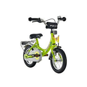 "Puky ZL 12 - Bicicleta para niños - 12"" verde"